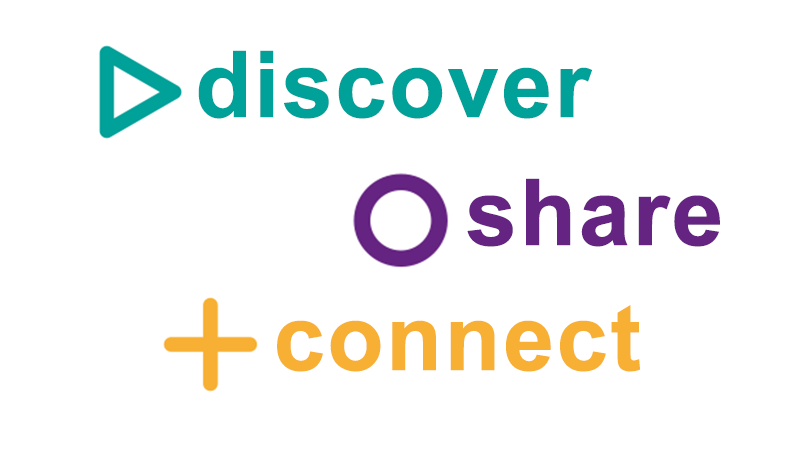 discover share connect